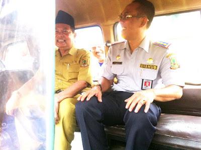 Walikota Launching Angkutan Sekolah Gratis