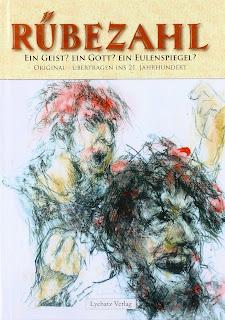 """Sagenbuch """"Rübezahl"""" von Johannes Praetorius, neu herausgegeben von Reiner Neubert, bearbeitet von Thomas Bachmann, Lychatz Verlag, Leipzig 2018"""