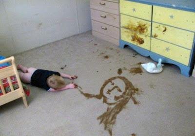 Kleinkinder Windel lustige Kinder Bilder