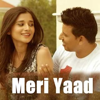 Meri Yaad Lyrics - Buta