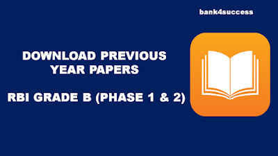 rbi grade b previous year question paper with Detailed Solution