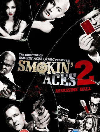 Poster Of Smokin' Aces 2: Assassins' Ball In Dual Audio Hindi English 300MB Compressed Small Size Pc Movie Free Download Only At worldfree4u.com