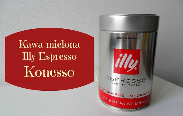RECENZJA: Kawa mielona illy Espresso | Konesso
