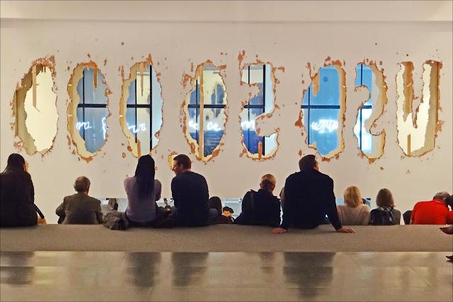 Muzeum sztuki nowoczesnej Paryż