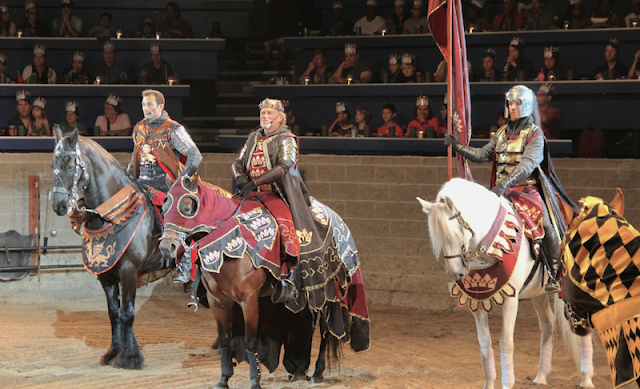 Medieval Times Toronto #MedievalTimesTO #mtfan - King Don Carlos