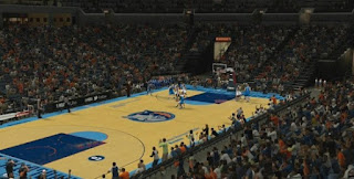 NBA 2K13 Charlotte Bobcats Court Floor Update