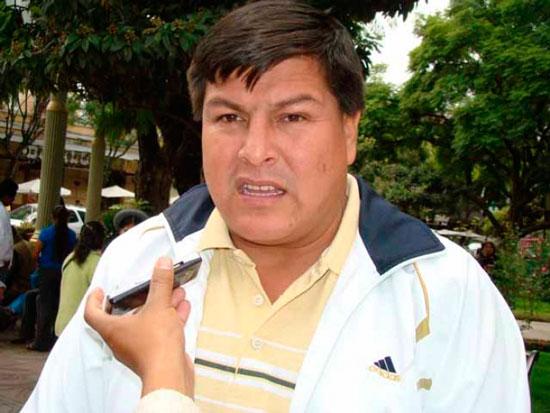 Fiscalía acusa al alcalde de Bermejo de homicidio culposo