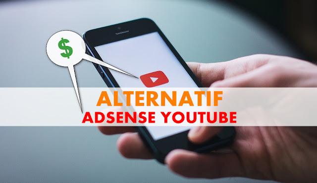 2 Alternatif Terbaik Monetisasi Video Youtube Selain Adsense