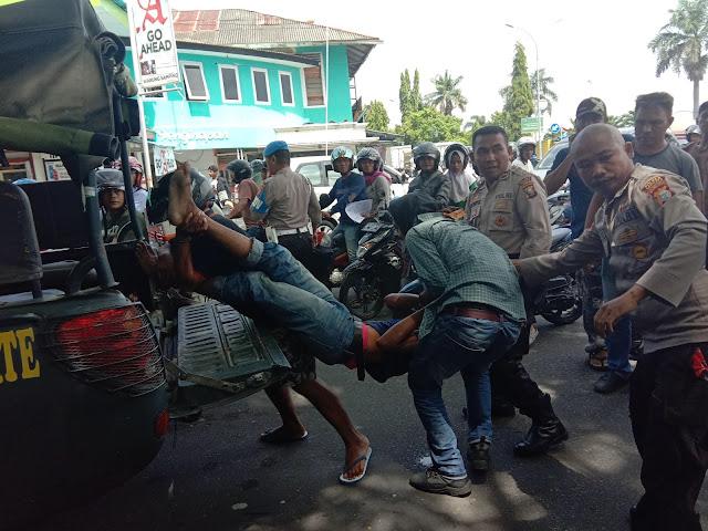 Pembubaran, Pemukulan dan Penangkapan oleh TNI-Polri Mewarnai Aksi Fri-West Papua 19 Desember