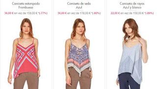 camisetas para mujer de BCBGMAXAZRIA