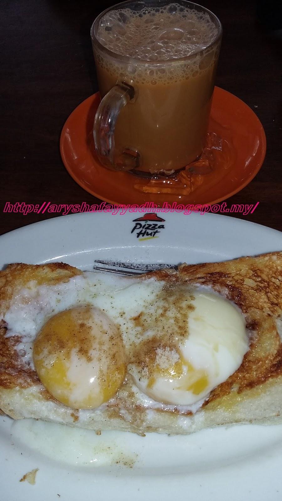 Sarapan BEST Di Pulau Pinang  TamCruzz Roti Bakar