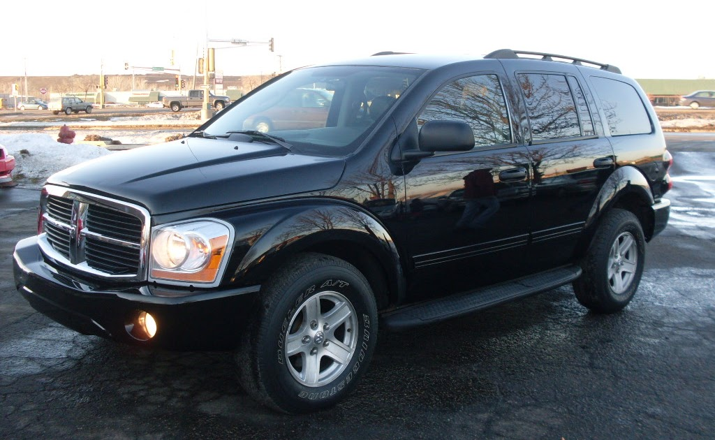 James 2004 Dodge Durango