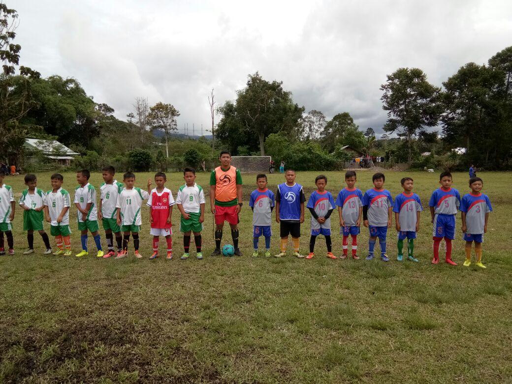 SSB Buay Bejalan Di Way Ikuti Liga Sepak Bola Dini