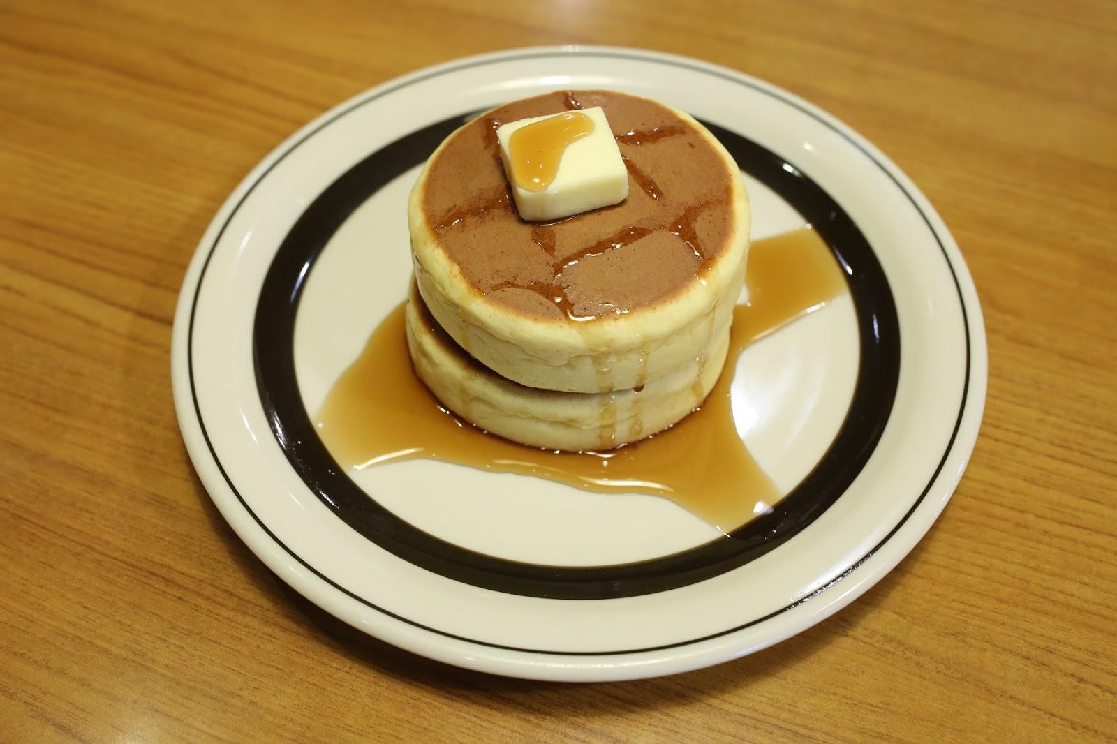 Japanese foodie japanese pancakes hot cakes at japanese pancakes hot cakes at pinocchiopinokio tokyo japan ccuart Images