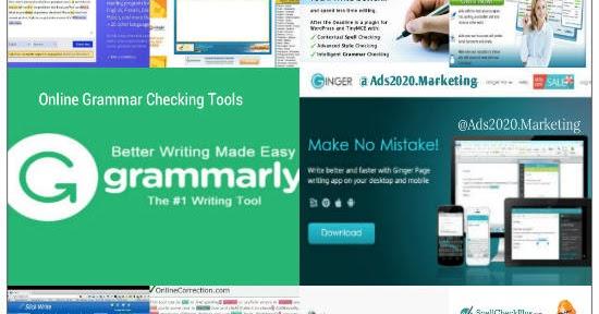 Essay grammar and punctuation checker