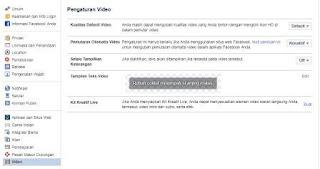 Cara Menghentikan AutoPlay Video Di Facebook Terbaru Cara Menghentikan AutoPlay Video Di Facebook Terbaru