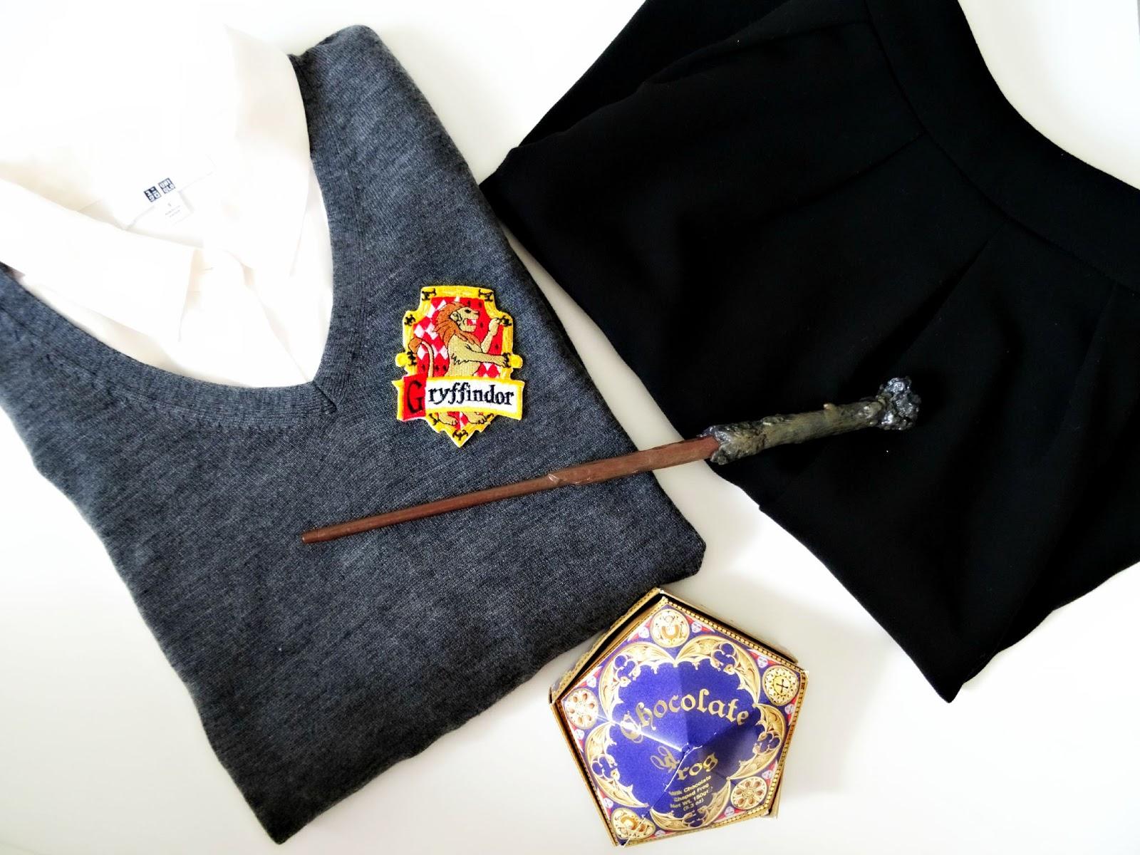 Harry Potter fashion post