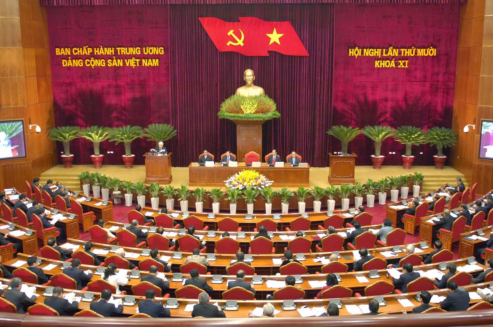 Kết quả bỏ phiếu tín nhiệm Bộ Chính trị, Ban Bí thư tại Hội nghị Trung ương 10