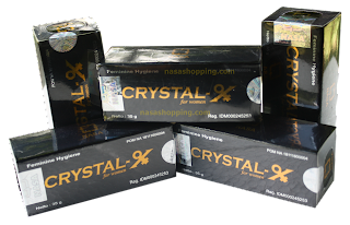 Natural Crystal-X