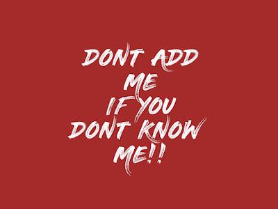 Add Me