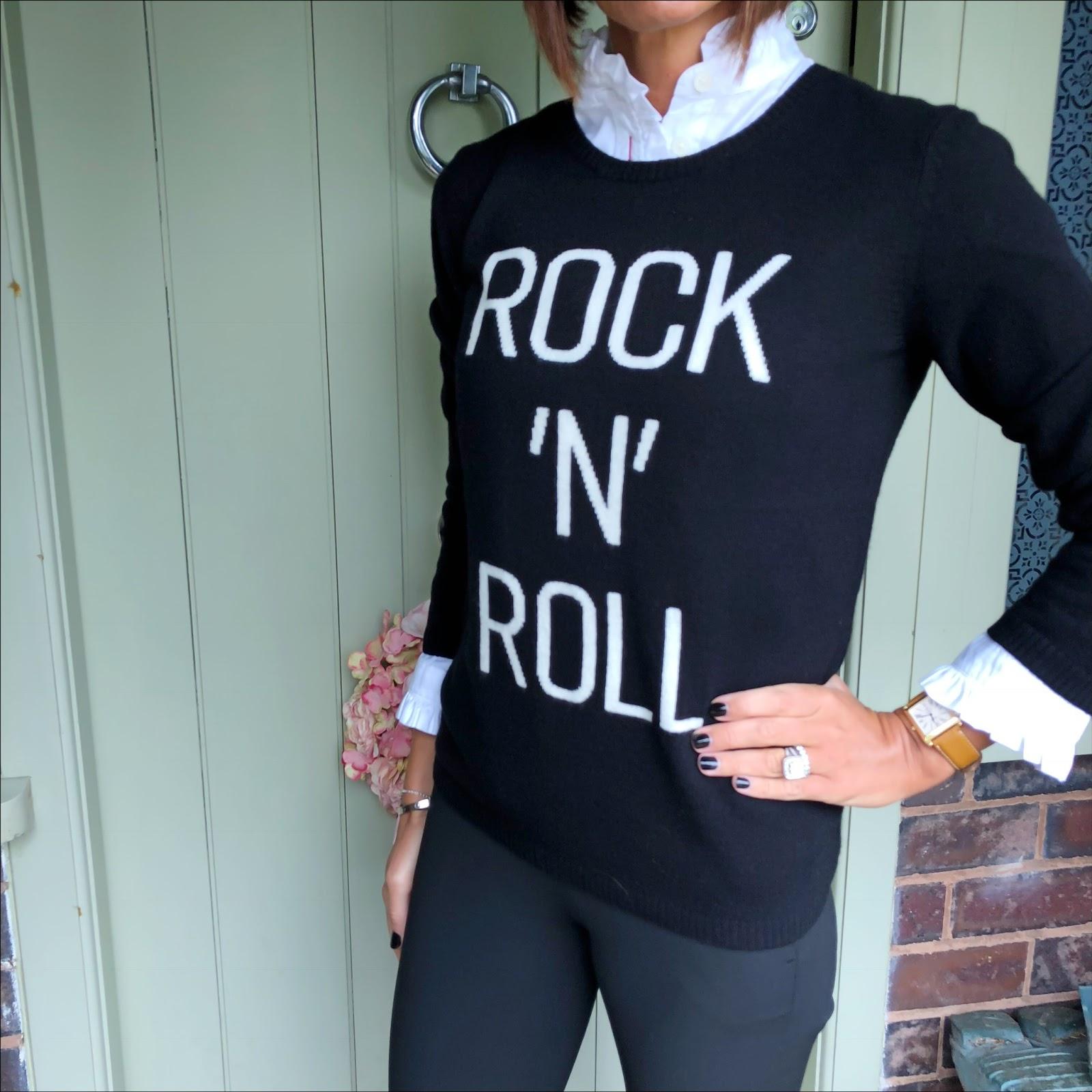 3b36f2fd4da2 WIW - All In The Slogan | My Midlife Fashion | Bloglovin'