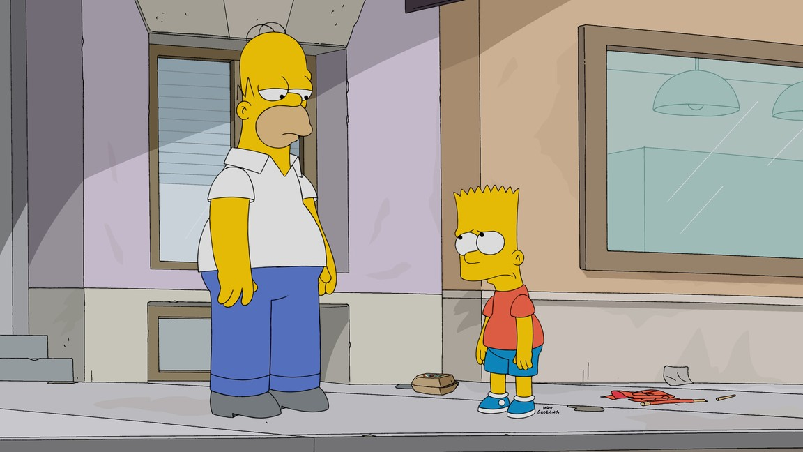 The Simpsons - Season 27 Episode 12: Much Apu About Something