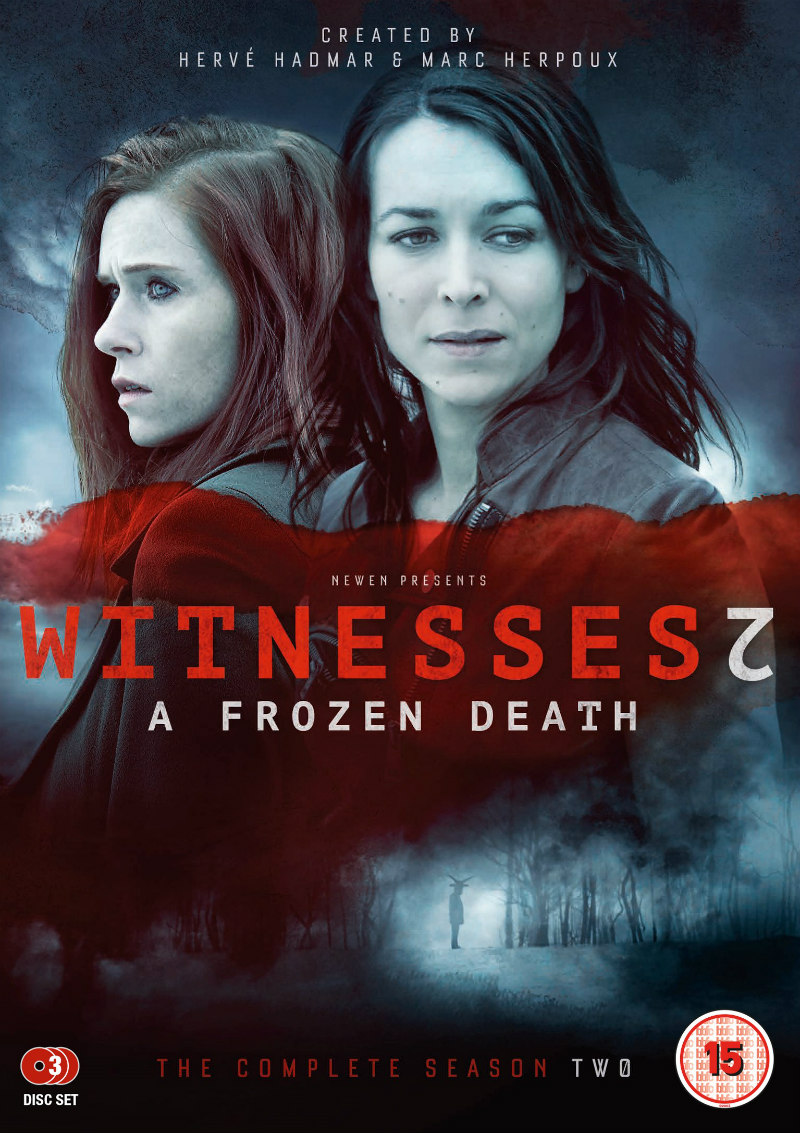 WITNESSES - FROZEN DEATH dvd