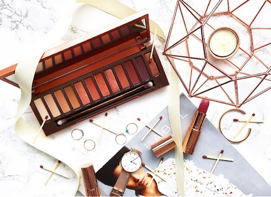 Urban Decay Naked Heat: Worth the hype? ♡