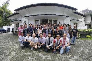 "Google Local Guides ""Bandung Meet Up"