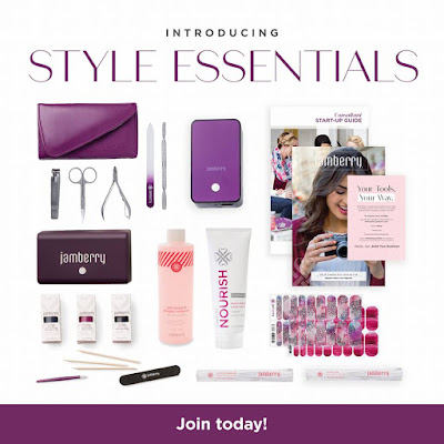 Jamberry's new Style Essentials Starter Kit