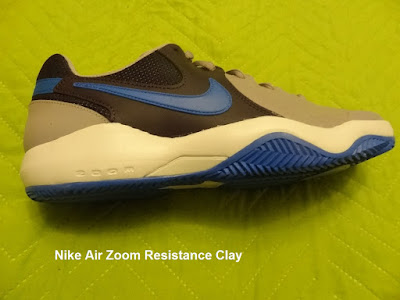Nike Air Zoom Resistance Clay shoes test and review