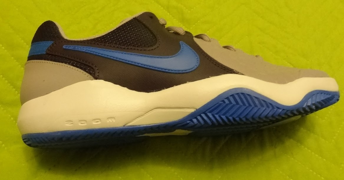 Nike Air Zoom Resistance Clay the worst tennis shoes by Nike
