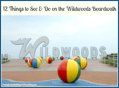 12 Things to See & Do on the Wildwoods Boardwalk
