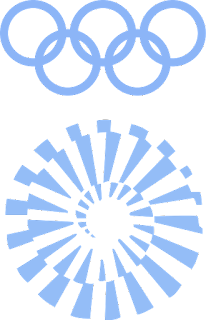 Munich 1972 Olympic Logo