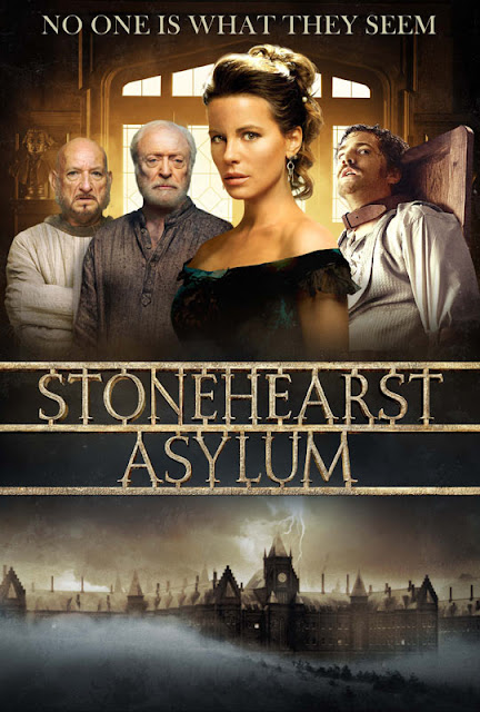 stonehearst asylum kate beckinsale jim sturgess 2014 film poster