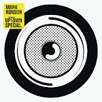 Mark Ronson - Uptown Funk (feat. Bruno Mars) - Single Cover