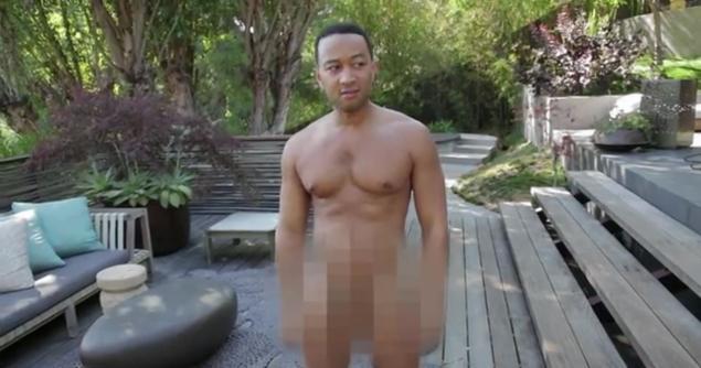 Lesbian chrissy teigen naked