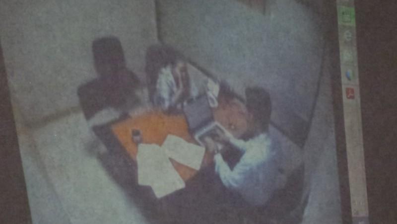Video Miryam S Haryani saat diperiksa KPK