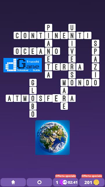Soluzioni One Clue Crossword livello 25 schemi 13 (Cruciverba illustrato)  | Parole e foto