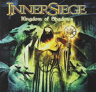 "Ο δίσκος των InnerSiege ""Kingdom of Shadows"""
