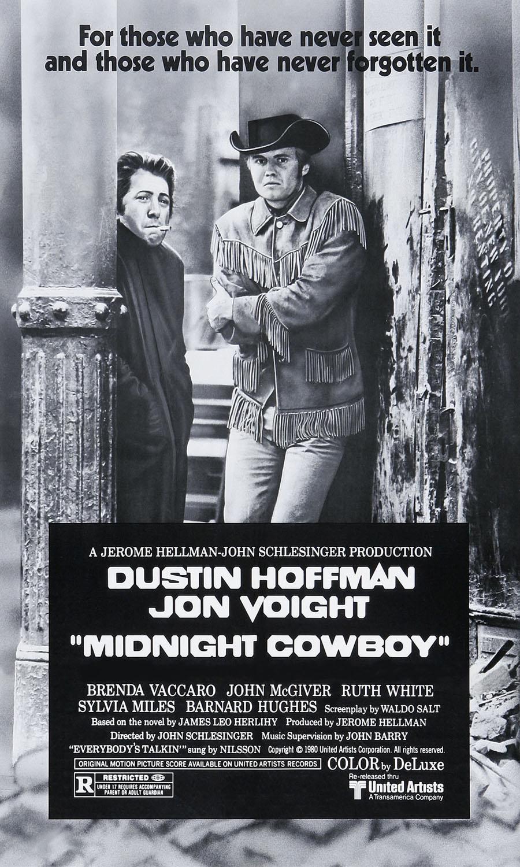 The Film Connoisseur Midnight Cowboy 1970