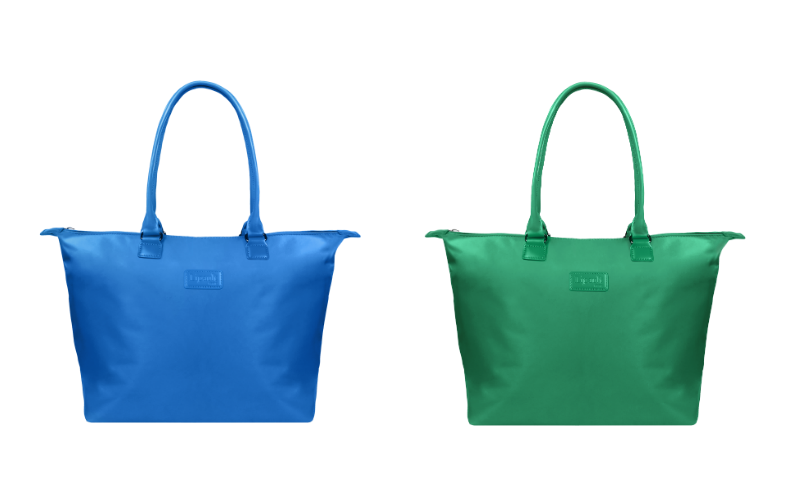 Lipaults France colorful totes on Fashion and Cookies fashion blog, fashion blogger