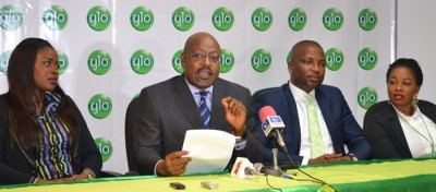 Glo Subscribers Can Now Top Up Airtime Directly for Data and International Calls