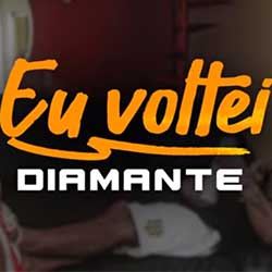 Eu Voltei - MC Diamante