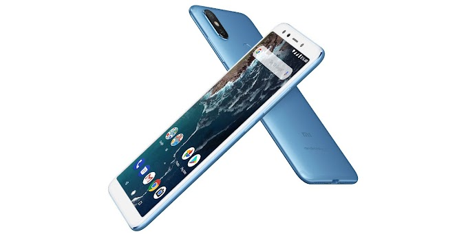 Xiaomi Mi A2 officially announced