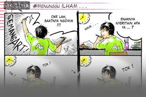 http://axbook.blogspot.com/2015/07/komik-strip-menunggu-ilham-by-ax.html