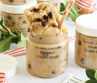 Gourmet Toasted Cookie Dough