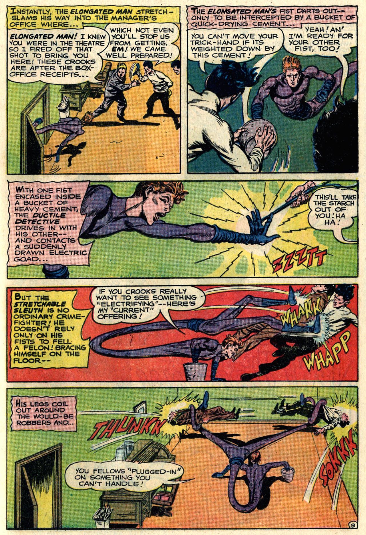 Detective Comics (1937) 347 Page 32