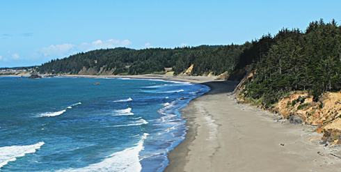 Oregon Pacific Coast Highway