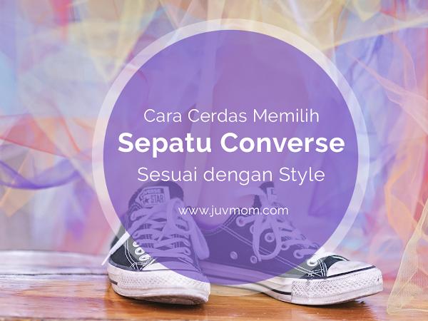 Cara Cerdas Memilih Sepatu Converse Indonesia yang Benar-benar Asli Sesuai dengan Stylemu